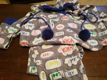 Fleece pj set in Manhattan, Kansas