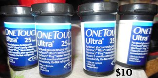 ONE TOUCH ULTRA LANCETS in Fort Polk, Louisiana