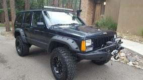 Built Jeep Cherokee XJ 4x4 in Alamogordo, New Mexico
