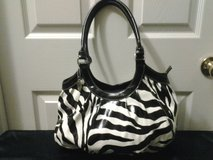 minicci Zebra Print Purse in Eglin AFB, Florida