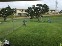 50' of fence plus gate, great condition in Okinawa, Japan