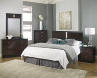 7- PCS. QUEEN Brand New Bedroom Set  $40.00 Down. Take Home Today! in Byron, Georgia