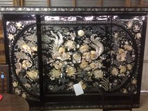 Korean trunk with real mother of pearl in Fort Polk, Louisiana