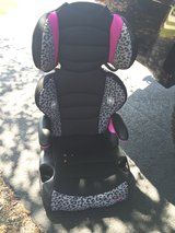 Evenflo Big Kid High Back Booster Car Seat-Phoebe PICK UP/CASH ONLY in Schaumburg, Illinois