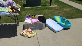 Yard Sale Today 24th and Sat 25th in Leesville, Louisiana