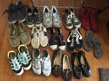 men and women's shoes brand new or very good used condition in Vacaville, California