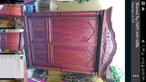 Armoire *just reduced* in Baytown, Texas