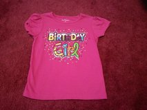 3t birthday girl shirt in Camp Lejeune, North Carolina