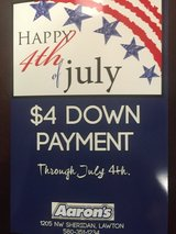 4th of July Special in Lawton, Oklahoma