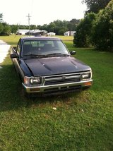 1994 Toyota pickup truck parting out in Goldsboro, North Carolina