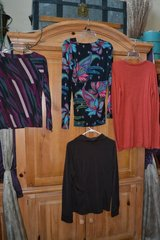 Women's Ladies 4 PC Lot of clothing tops DEAL! in Joliet, Illinois
