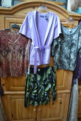 Women's Tops Set Group of 4 DEAL! M LG 8 10 12 in Joliet, Illinois