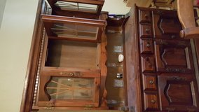 Solid wood hutch in Lawton, Oklahoma