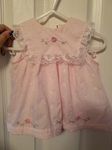 Size 3-6month baby girl dress in Conroe, Texas