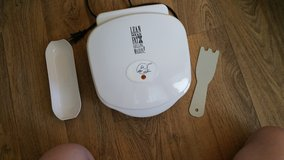 George Foreman Grill in Fort Drum, New York