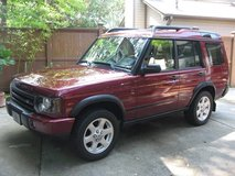 2004 Land Rover Discovery 4.6L in Houston, Texas