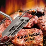 Personalized BBQ Branding Iron in Columbia, South Carolina