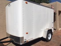 6x10 Enclosed Trailer in Fort Bliss, Texas