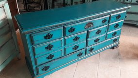 Turquoise Dresser in Baytown, Texas