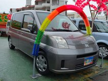 *SALE!* 2005 Honda Mobilio* *Dual Sliding Doors* 7 Seater w/ 3rd Row Option! Excellent Condition! in Okinawa, Japan