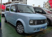 *SALE!* 2005 Nissan Cube 3* *7 Seater w/ 3rd Row Option! Excellent Condition, Clean!* Brand New ... in Okinawa, Japan