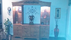 Entertainment Center by Ashley Furniture - TV stand in Fort Rucker, Alabama