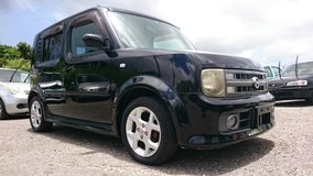 $3000 '05 NISSAN CUBE **NEW TIRES!!** WITH 2 YRS JCI AND 1 YR WARRANTY!! in Okinawa, Japan