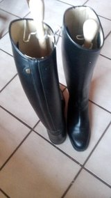 riding boots in Ramstein, Germany