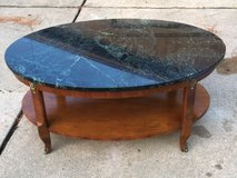 Marble Table top Coffee Table in Baytown, Texas