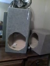 sub woofers ( one in back is sold) in Warner Robins, Georgia