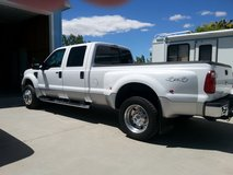 2008 F450 crew cab full-size pickup Lariat package dually towing package power seats heated seat... in Mountain Home, Idaho