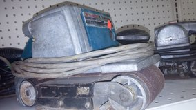 Makita belt sander (and others) in Yucca Valley, California