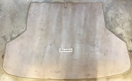 2004-2008 Lexus rx330, rx350,rx400h trunk mats, good condition  Tan $80 obo  Black $80 obo in Travis AFB, California