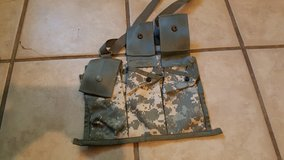 Bandoleer mag pouch in Fort Irwin, California
