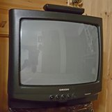 TV with remote in Ramstein, Germany