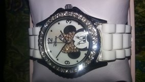 Minnie Mouse Watch  (New) in Tampa, Florida