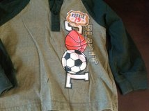 Baby/Toddler boys ToughSkins long sleeve Play it Cool shirt size 24 months in Macon, Georgia