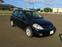 2011 Nissan Versa S 1.8L Hatchback in Kaneohe Bay, Hawaii