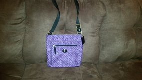 Purple Coach crossbody in Warner Robins, Georgia