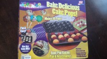 Cake pop pan in Virginia Beach, Virginia