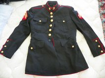 USMC dress blues jacket- enlisted in Virginia Beach, Virginia