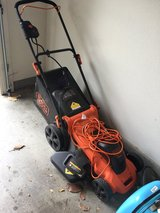 Black + Decker Electric Lawn Mower in Kaneohe Bay, Hawaii