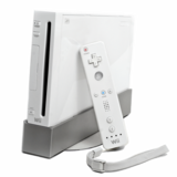 nintendo wii + 6 games +3 controllers + 2 nunchuk + 1 weel for driving games -HOHENFELS- in Hohenfels, Germany