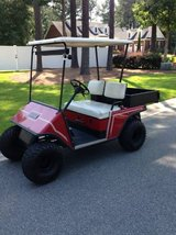 Lifted Golf Cart,UtilityBed,NewBatteries in Valdosta, Georgia
