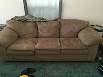 Couch and love seat in Nellis AFB, Nevada