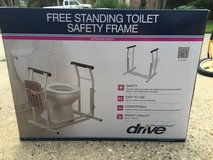 Free Stand Toilet Safety Frame in Spring, Texas