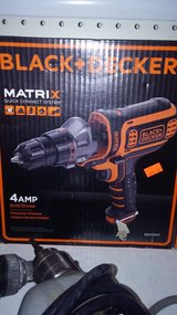 Black n Decker drill Matrix in Yucca Valley, California