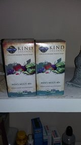 Garden Of Life mykind Organics Men's Multivitamins 40+ in Moody AFB, Georgia
