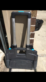 Traveling car seat carrier in Houston, Texas