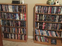 Tons of DVDs: All genres, lots of Disney and other kids movies as well in Perry, Georgia